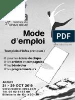 Mode Emploi Circa 2016 - Numérique (2)