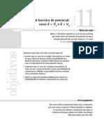 aula11 - A barreira de potencial (casos E  V0 e E  V0)