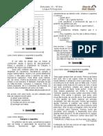 Simulado 13 (Port. 5º Ano - Blog Do Prof. Warles)