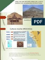 Albañileria de La Cultura Moche