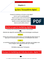 l'Ecosystème du marketing Digital