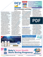 Pharmacy Daily for Tue 01 Nov 2016 - Review extended until May, Top Australian pharmacy assistant, PSA honours Prof Maree Smith, Guild Update and much more