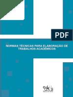 UESC Manual Normas Tecnicas Elaboracao Trabalhos Academicos