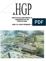 Revista do IHGP Vol.7