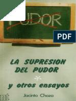 La supresión del Pudor_Jacinto Choza.pdf