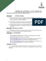 Escuelas Infantiles Normativa Admision Alumnos Ayto Murcia 2015-2016