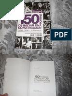 150 Formas de Iniciar Una Conversacion - Egoland