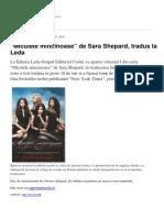 Micutele Mincinoase de Sara Shepard Tradus La Leda