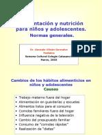 1 Alimentacion y Nutricion