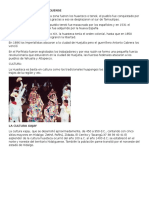 Culturas Del Estado de Hidalgo