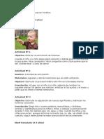 Actividades de Estimulacion Fonética (1)