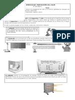Guía de Propagación Del Calor 6°
