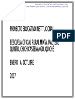 Estructura Sugerida Pei
