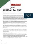 Global Talent (UW Business News Wire)