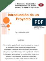 Introduccion de Un Proyecto (1)