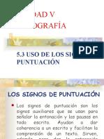 5.3 uso de los signos de puntuación.ppt