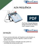 Alta Frequencia 2016