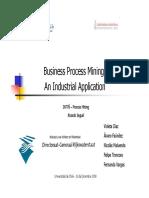 BPMining-AplicacionIndustrial