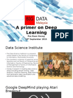A Primer on Deep Learning