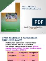 Tatalaksana Pneumonia Balita_ 3 Juni 2015.pptx
