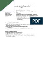 RPP Mengoperasikan Paket Program Pengolah Angka