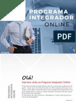 E-Manual Do Aluno- Programa Integrador Online Junho 2016