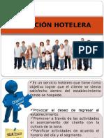 ANIMACIÓN HOTELERA