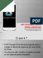 Servidor Web (Google Drive)