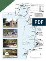 Abel Tasman Route Map