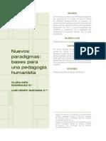 BASES PARA UNA PEDAGOGÍA HUMANISTA.pdf