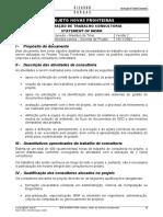 Exemplo de Declaracao de Trabalho Consultoria