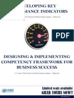 KPI Competency KL