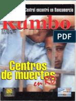 REVISTA RUMBO- 130