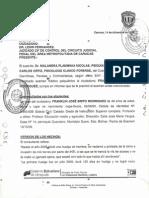 Franklin Brito - Resultados Examen Psiquiátrico 14dic2009
