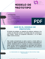 Modelo Prototipo ing en software