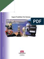 Impact Pendulum Test Systems
