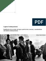 Variación de proyecto 3 Taller de Proyectos MDA. Marcos Colina