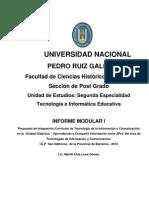 Informe Modular i