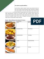 Deskripsi Tentang Produk Makanan Awetan Bahan Hewani