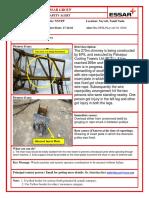 Safety Alert - NNTPP Project