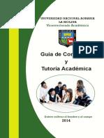 Guía de Consejería Académica
