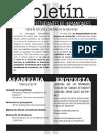 boletín consejo de humanidades UPR 2014-15