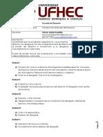 Anibal Santillan. Programa Introduccion Al Estudio Del Derecho