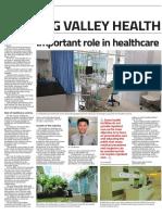 Klang Valley Health - 31102016