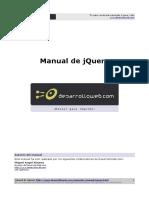 Manual Jquery