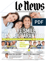 Purley Orthodontics Newsletter - Smile News