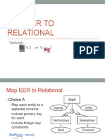 Lecture8 Map EER
