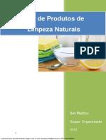 Guia Produtos Limpeza Naturais v2
