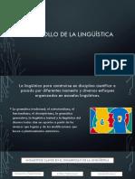 Desarrollo de La Lingüística