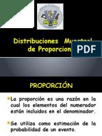 Distribuciones Muestral Proporciones - Copia